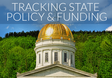 Tracking State Policy & Funding Legislation